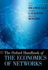 Omslag - The Oxford Handbook of the Economics of Networks