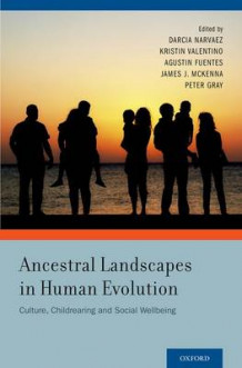 Ancestral Landscapes in Human Evolution (Innbundet)