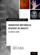 Omslag - Inherited Metabolic Disease in Adults