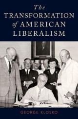Omslag - The Transformation of American Liberalism
