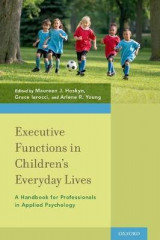Omslag - Executive Functions in Children's Everyday Lives