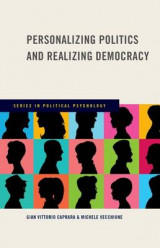 Omslag - Personalizing Politics and Realizing Democracy