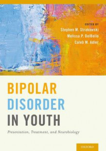 Bipolar Disorder in Youth (Innbundet)