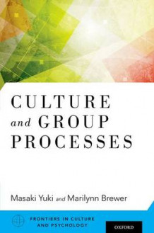 Culture and Group Processes (Innbundet)