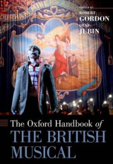 Omslag - The Oxford Handbook of the British Musical