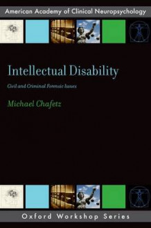 Intellectual Disability av Michael D. Chafetz (Heftet)