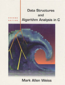 Data Structures and Algorithm Analysis in C av Mark Allen Weiss (Innbundet)