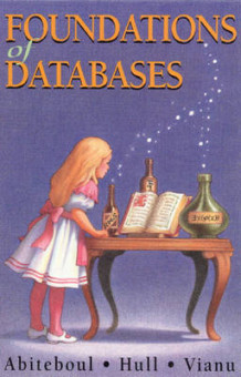 Foundations of Databases av Serge Abiteboul, Richard Hull og Victor Vianu (Heftet)