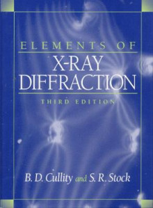 Elements of X-Ray Diffraction av B. D. Cullity og S. R. Stock (Innbundet)