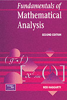 Fundamentals of mathematical analysis av Rod Haggarty (Heftet)