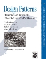 Design Patterns av Erich Gamma, Richard Helm, Ralph Johnson og John Vlissides (Innbundet)