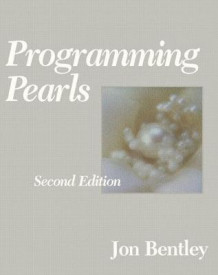 Programming Pearls av Jon Bentley (Heftet)