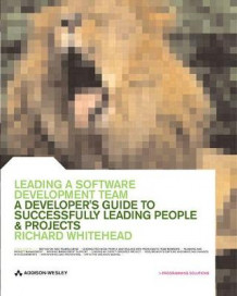 Leading a Software Development Team av Richard Whitehead (Heftet)