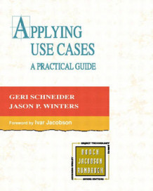 Applying Use Cases av Geri Schneider og Jason P. Winters (Heftet)