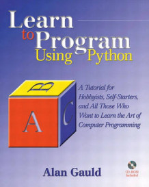 Learn to Program Using Python av Alan Gauld (Blandet mediaprodukt)