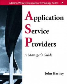 Application Service Providers (ASPs) av John Harney (Heftet)