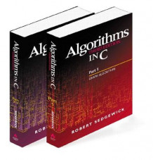 Algorithms in C: Parts 1-5 av Robert Sedgewick (Heftet)