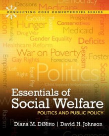 Essentials of Social Welfare av David H. Johnson og Diana M. DiNitto (Heftet)