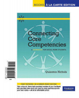 Omslag - Connecting Core Competencies