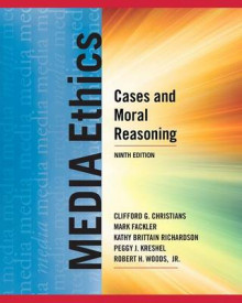 Media Ethics av Clifford G. Christians, Mark Fackler, Kathy Brittain Richardson, Peggy J. Kreshel og Woods (Heftet)