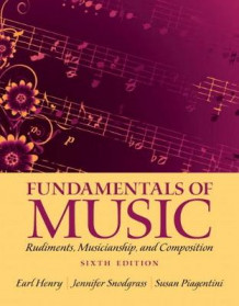 Fundamentals of Music av Earl Henry (Heftet)