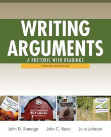 Writing Arguments av John D. Ramage, John C. Bean og June Johnson (Heftet)