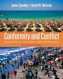 Conformity and Conflict av James P. Spradley og David W. McCurdy (Blandet mediaprodukt)