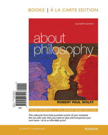 About Philosophy av Robert Paul Wolff (Perm)