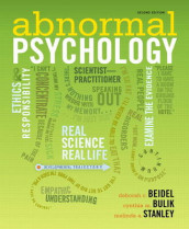 Abnormal Psychology Plus New MyPsychLab with Etext -- Access Card Package av Deborah C. Beidel, Cynthia M. Bulik og Melinda A. Stanley (Blandet mediaprodukt)