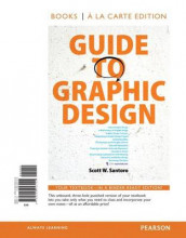 Guide to Graphic Design, Books a la Carte Plus New Mylab Arts with Etext -- Access Card Package av Scott W Santoro (Blandet mediaprodukt)