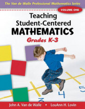 Teaching Student-Centered Mathematics av Lou Ann H. Lovin og John A. Van de Walle (Heftet)