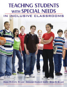 Teaching Students with Special Needs in Inclusive Classrooms av Diane P. Bryant, Deborah Deutsch Smith og Brian R. Bryant (Heftet)