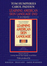 Omslag - DVD for Learning American Sign Language