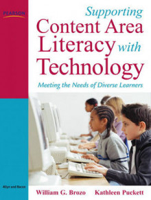Supporting Content Area Literacy with Technology av Kathleen Puckett og William G. Brozo (Heftet)