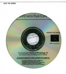 Ethnographic Film Clips av Pearson Education, Karl G. Heider og Allyn & Bacon (DVD-ROM)