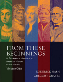 From These Beginnings: v. 1 av Roderick Nash og Gregory Graves (Heftet)
