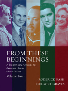 From These Beginnings: v. 2 av Roderick Nash og Gregory Graves (Heftet)