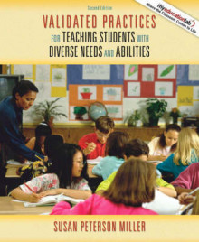 Validated Practices for Teaching Students with Diverse Needs and Abilities av Susan Peterson Miller (Heftet)