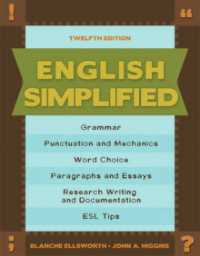 English Simplified av Blanche Ellsworth og John A. Higgins (Heftet)