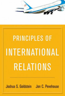 Principles of International Relations av Joshua S. Goldstein og Jon C. Pevehouse (Heftet)