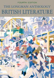 Longman Anthology of British Literature, Volume 2C, The av David Damrosch og Kevin Dettmar (Heftet)