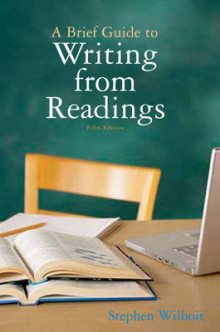 A Brief Guide to Writing from Readings av Stephen Wilhoit (Heftet)