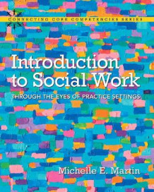 Introduction to Social Work av Michelle E. Martin (Innbundet)