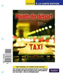 Points de Depart av Cathy Pons, Mary Ellen Scullen og Albert Valdman (Perm)