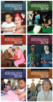 Sociology Now av Amy Aronson og Michael S. Kimmel (Heftet)