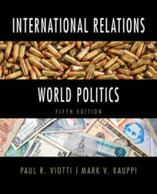 International Relations and World Politics av Paul R. Viotti og Mark V. Kauppi (Heftet)