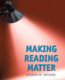 Becoming a Real Reader with MyReadingLab av Sharon M. Snyders (Heftet)