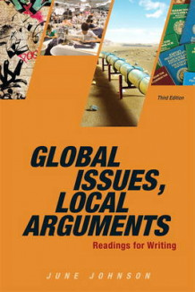 Global Issues, Local Arguments av June Johnson (Heftet)