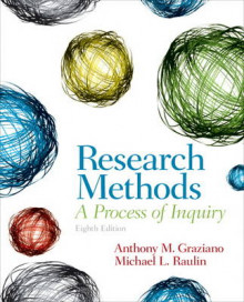 Research Methods av Anthony M. Graziano og Michael L. Raulin (Innbundet)