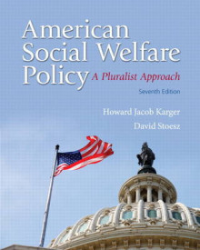American Social Welfare Policy av Howard Karger og David Stoesz (Blandet mediaprodukt)